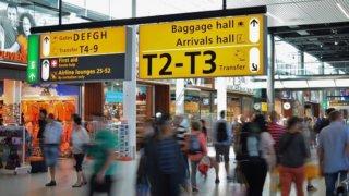 空港のサイン