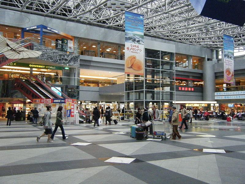 新千歳空港 国内線ターミナル