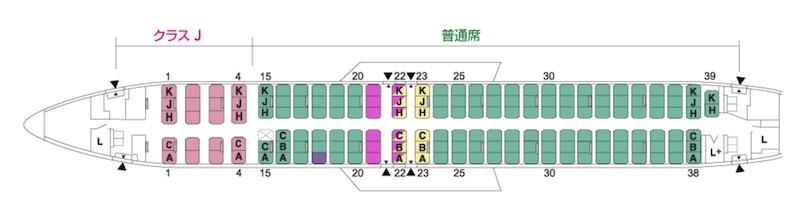 B737-800(738/73H)JAL/JTA(V32)