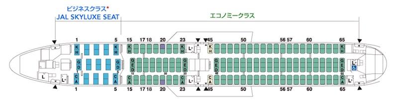 B767-300ER(763)JAL(A41)