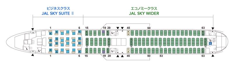 B767-300ER(763)JAL(A44)