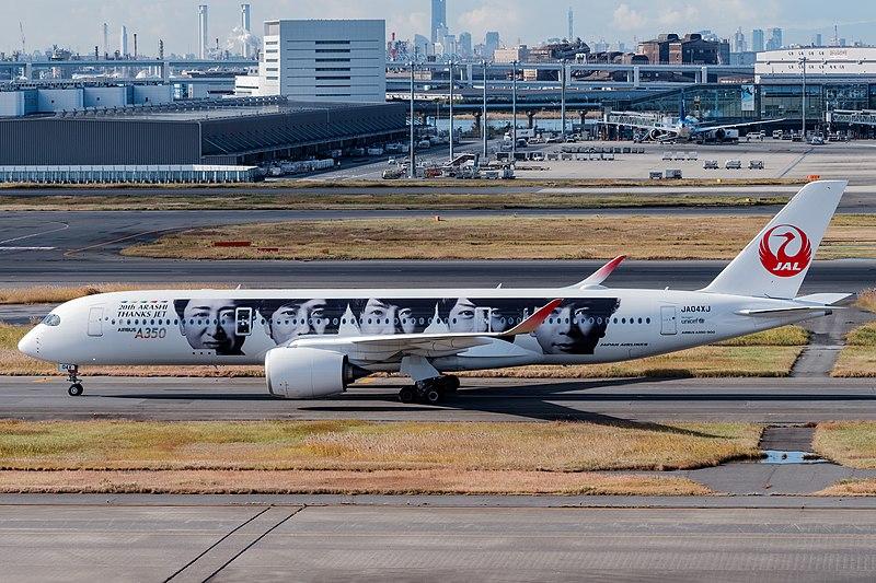 JAL_A350-900