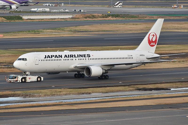 JAL_B767-300ER