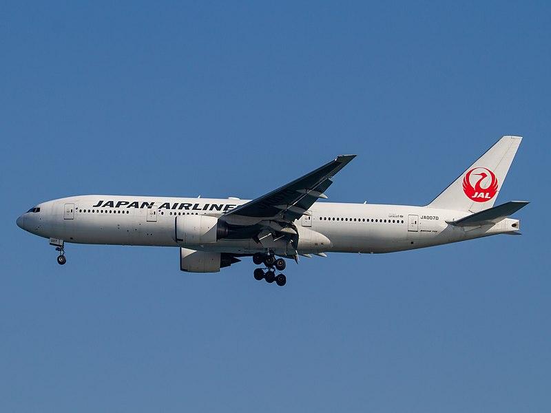 JAL_B777-200