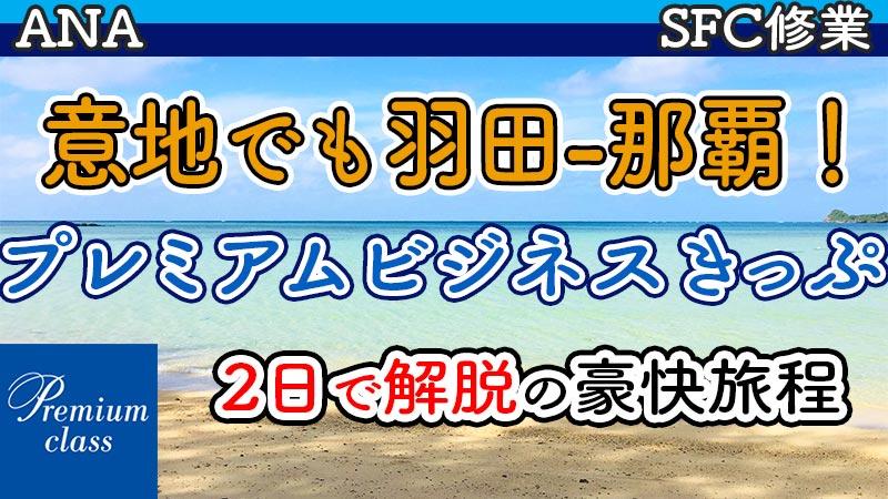 東京 日帰りプレミアムSFC修行2